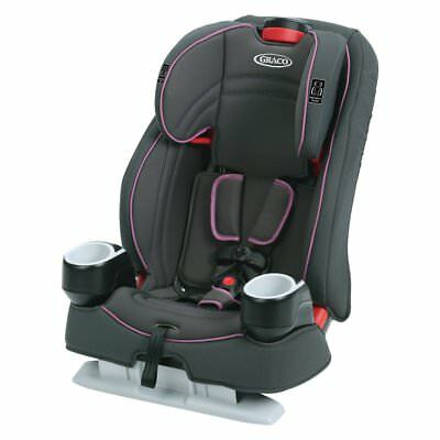 Graco Atlas 2-in-1 Harness Booster Car Seat - Nyssa, Pink
