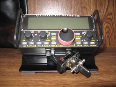HAM RADIO KX2 Elecraft Desk & Go Box Radio Stand Is More Versatile
