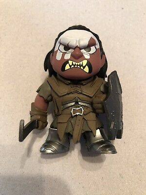 funko mystery minis lord of the rings Lurtz 1/72 Hot Topic Exclusive