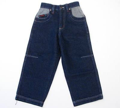 Fubu Signature Blue Denim Jeans Little Boys Size  4  NWT  $37