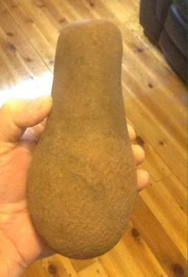 Neolithic Gourd Ancient Sahara Pottery
