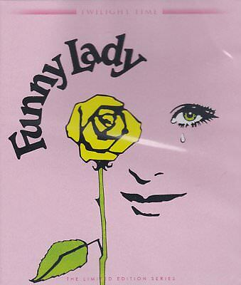Funny Lady Blu-Ray Twilight Time Limited Ed - Barbra Streisand OOP Rare