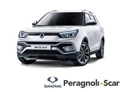 Ssangyong xlv 2wd diesel go manuale