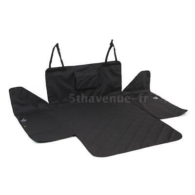 Anself antidérapant Waterproof Dog Cargo Liner Sécurité Hamac Pet Car Back D2B2