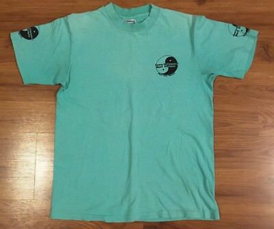 Vintage Town And Country T&C Surf Designs Tomorrow The Universe Graphic Tshirt M