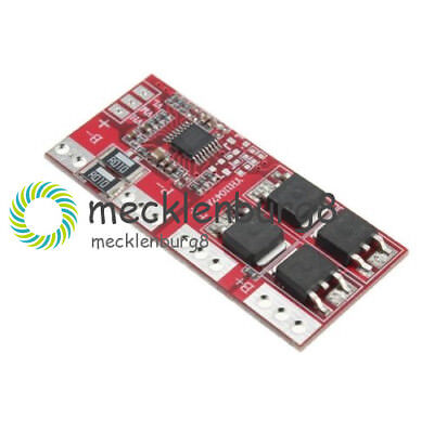 3S 15A 30A 18650 Li-ion Lithium Battery 12.6V Charger battery Protection Board