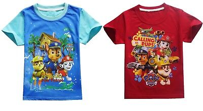 Paw Patrol Kid's T Shirt  AU Shop