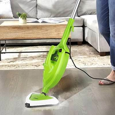Carpet Steam Cleaner Cleaning Machine Floor Non Chemical Home Hot Tool 10in1 NEW