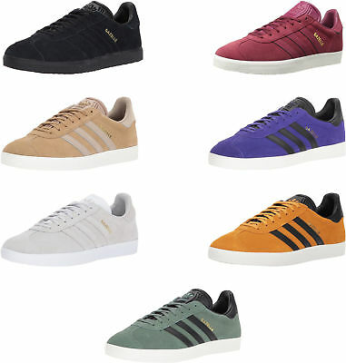 adidas Originals Men's Gazelle Sneaker, 7 Colors