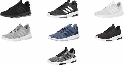 more photos f27f7 8b464 adidas Neo Mens CloudFoam Racer TR Running Shoes, 7 Colors