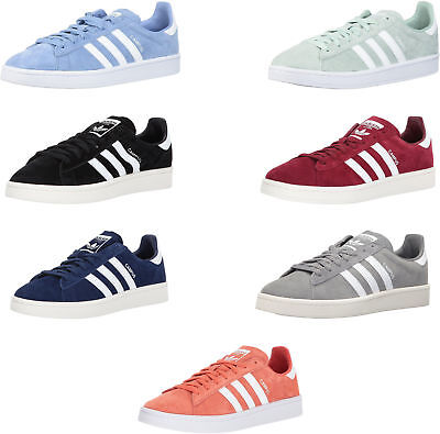 newest 7b6cb eff73 adidas Originals Mens Campus Sneakers, 7 Colors