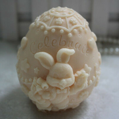Easter Bunny Soap Molds Candle Mold Handmade Soap Mold Silicone Mold Resin Mold