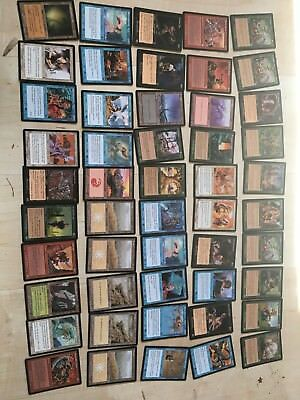 50 x old magic the gathering cards
