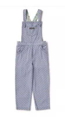 Nwt Matilda Jane Square Dance Overall Size 6 Camp Mjc Sold Out