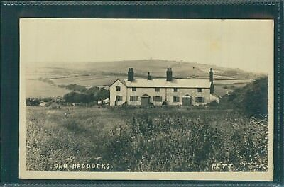 Old Haddocks, Country House, Unknown Location, Real Photographic, Circa 1910