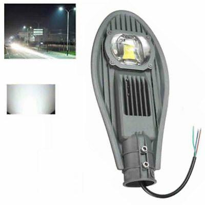 30W LED Road Street Light Industrial Lamp Outdoor Garden Yard Lights AC 220