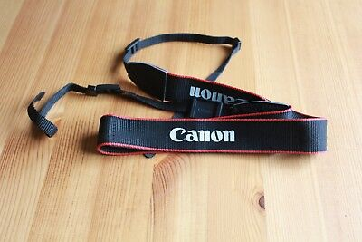 Genuine Canon EOS Digital Camera Shoulder Neck Strap Used