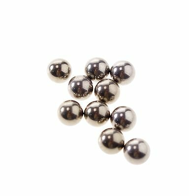 LOT10 11mm Dia Stainless steel Antiacid Corrosion Resisting  Bearing Balls