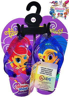 Shimmer and Shine Flip Flops Original Licensed Sandals Flip Flops For Children