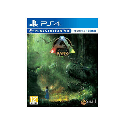ARK PARK PS4 PSVR 2018 Chinese English Region Free