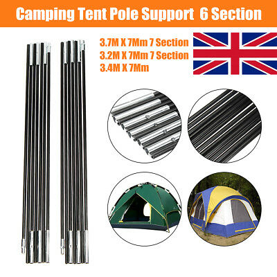 SUMMIT CAMPING REPLACEMENT Fibreglass Tent Poles Various Sizes All Tent Types UK - £8.45 | PicClick UK  sc 1 st  PicClick UK & SUMMIT CAMPING REPLACEMENT Fibreglass Tent Poles Various Sizes All ...