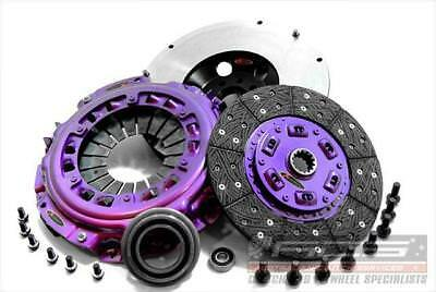 Xtreme Clutch - Heavy Duty Organic Clutch Kit Incl Flywheel 2JZGTE Stage 1