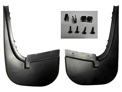 Mercedes Vito Viano W639 Front Mud Flaps Splash Guards Pair Front 2003 to 2010
