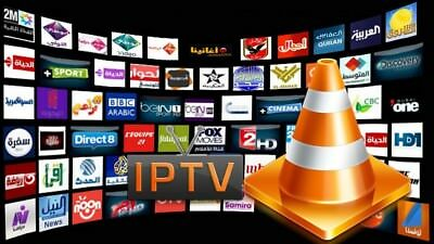 IPTV Server 1 Month Subscription MAG, AVOV, FireDevices, M3U Players