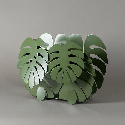 Arti e Mestieri portariviste Monstera design made in italy