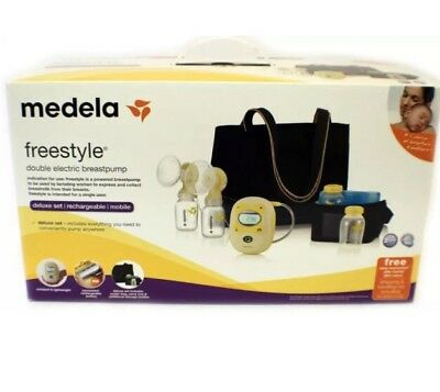 Medela Freestyle Hands-Free Double Electric Breast Pump - 67060  - Free Shipping