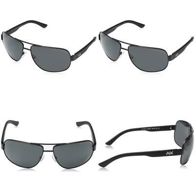 6fc14724480 ARMANI EXCHANGE MENS Metal Man Sunglass 0Ax2012S Aviator Sunglasses ...