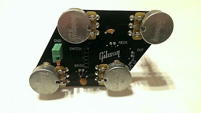Gibson Les Paul Quick Connect Platine