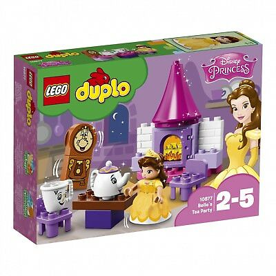 LEGO® DUPLO® Disney Princess 10877 Belle's Teeparty NEU OVP_ NEW MISB NRFB