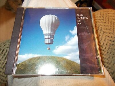 Alan Parsons On Air Cd