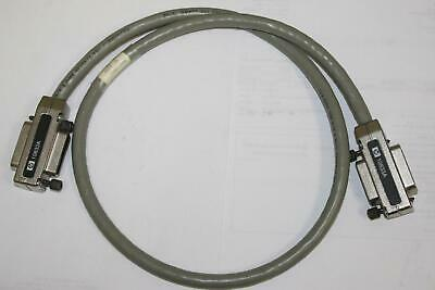 "HP Hewlett Packard 10833A HPIB GPIB IEEE 488 1Meter Cable Assembly ""Make Offer"""