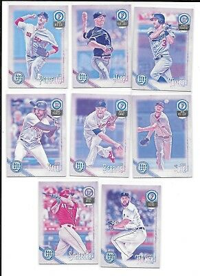2018 Topps Gypsy Queen NO BLACKPLATE SP - U PICK FROM LIST COMPLETE YOUR SET