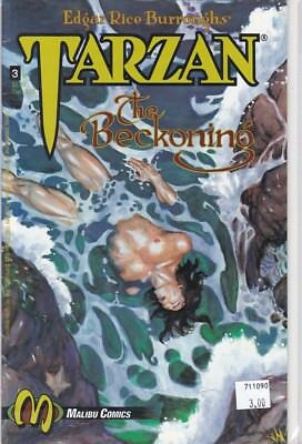 Tarzan The Beckoning (1992) #3- NM