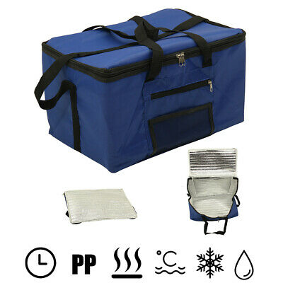 26L Cooler Cool Bag Box Picnic Camping Food Drink Festival Shopping Ice UK