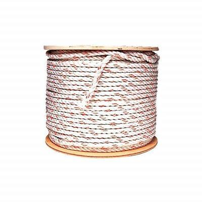 """New England Multilne Ii Low Corde Extensible 5/8 """"X 600 '- 8200 Lbs Testé/Qualit"""