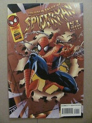 Untold Tales of Spider-Man #1 Marvel Comics 1996 Series