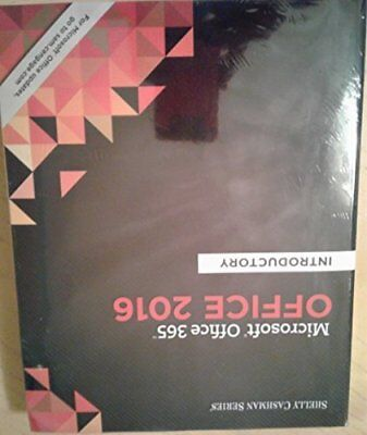 Bundle Shelly Cashman Series Microsoft Office 365 2016 Introductory