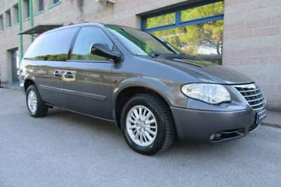 Chrysler voyager 2.8 crd lx leather automatico pelle xeno bluetooth