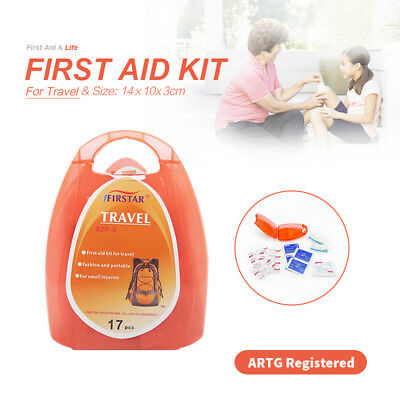 First Aid Kit for Travel -A Must Have for Every Family  Survival ARTG Registered