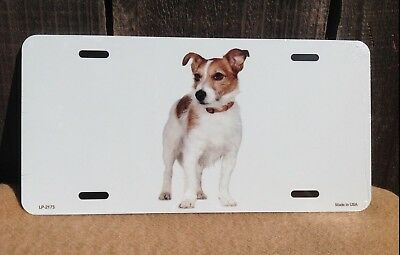 MINIATURE BULL TERRIER EVERYTHING ELSE IS JUST A DOG License Plate Frame Tag