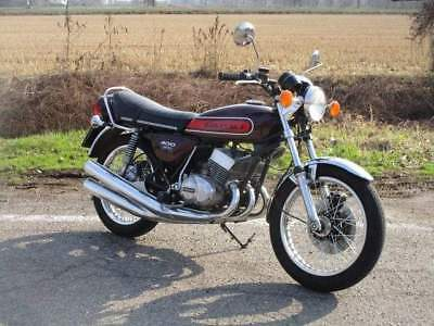 Others-andere others-andere kawasaki mach 2 400