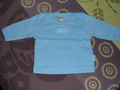 T-shirt manches longues taille 0 mois