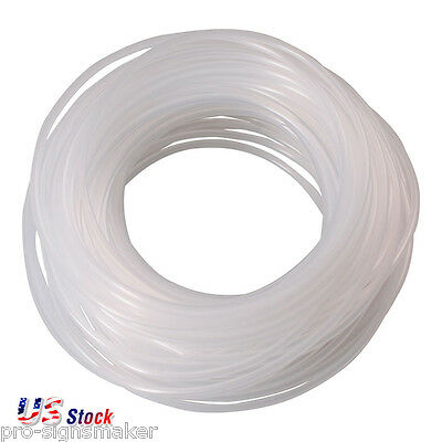50meters 1.8mm x 3mm ECO Solvent Ink Tube for Roland Mimaki Mutoh - USA Stock