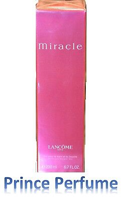 LANCOME MIRACLE BATH AND SHOWER GEL - 200 ml