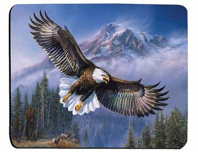 MOUSE MAT 129 New Bald Eagle Computer PC Mousepad Mouse Pad Mat