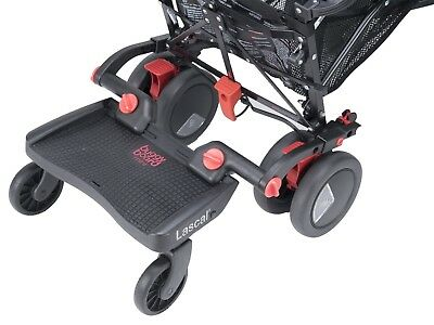 Lascal Mini Buggy Board (3D Red)